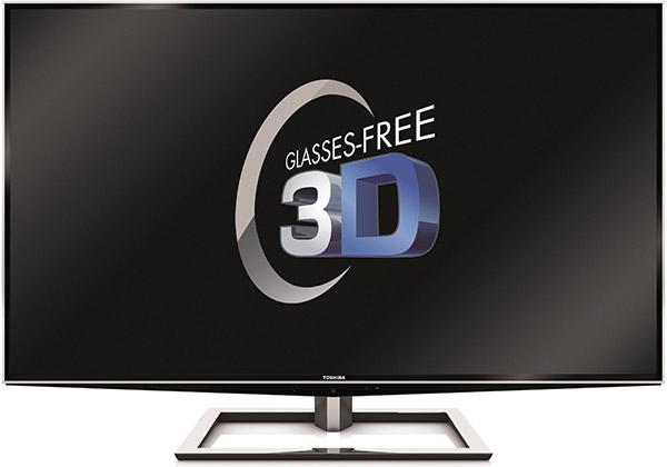 3D телевизор Toshiba Qosmio X875