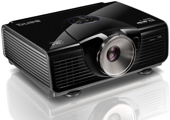 3D Full HD-проектор от BenQ
