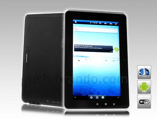 Планшет Gadmei T863 с 3D экраном