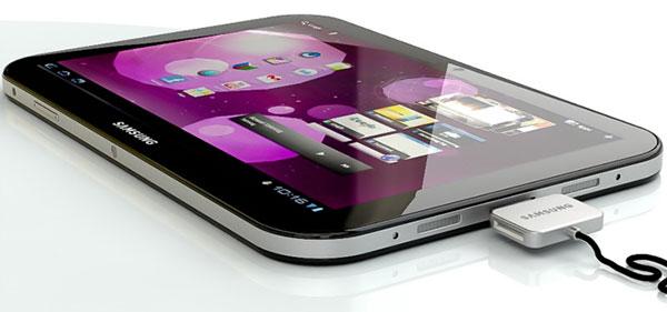 Samsung Galaxy Tab 3D