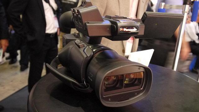 3D-видеокамера Panasonic HDC-Z10000