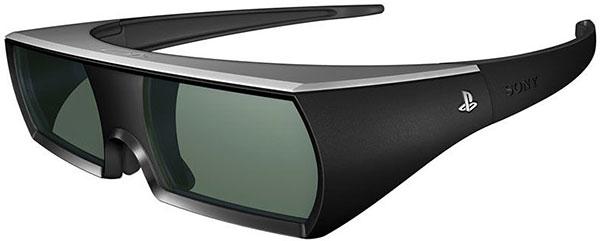 3D-очки Sony для PS3